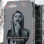 Maskulin, Wandgestaltung Berlin