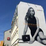 Zalando, Wandgestaltung Berlin