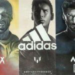 Adidas, #BeTheDifference, Wandgestaltung Leipzig