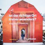 Wandgestaltung Leipzig Lufthansa