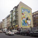 Wandgestaltung Leipzig bumble